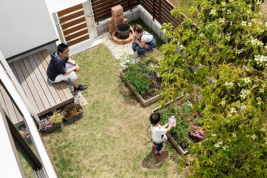 外構・お庭づくりを失敗しない3つのポイント
